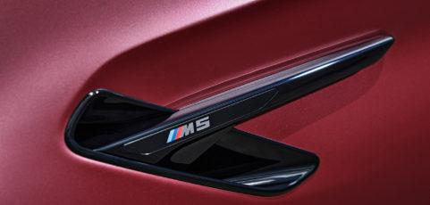 2018 BMW M5 Exterior Detail