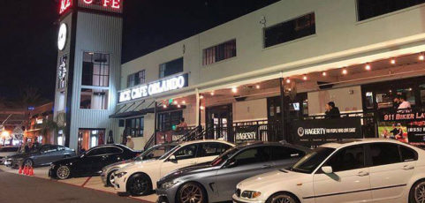 BMW at Night Ace Cafe – Orlando – Feb 19th,