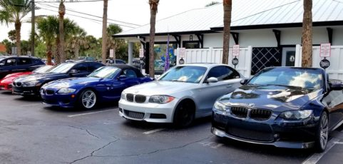 Cars and Coffee Ormond Beach
