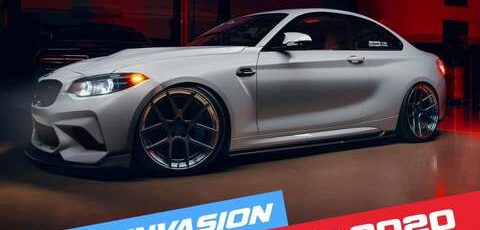 BMW INVASION OF MELBOURNE