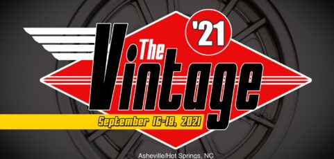 The Vintage 2021 New Dates