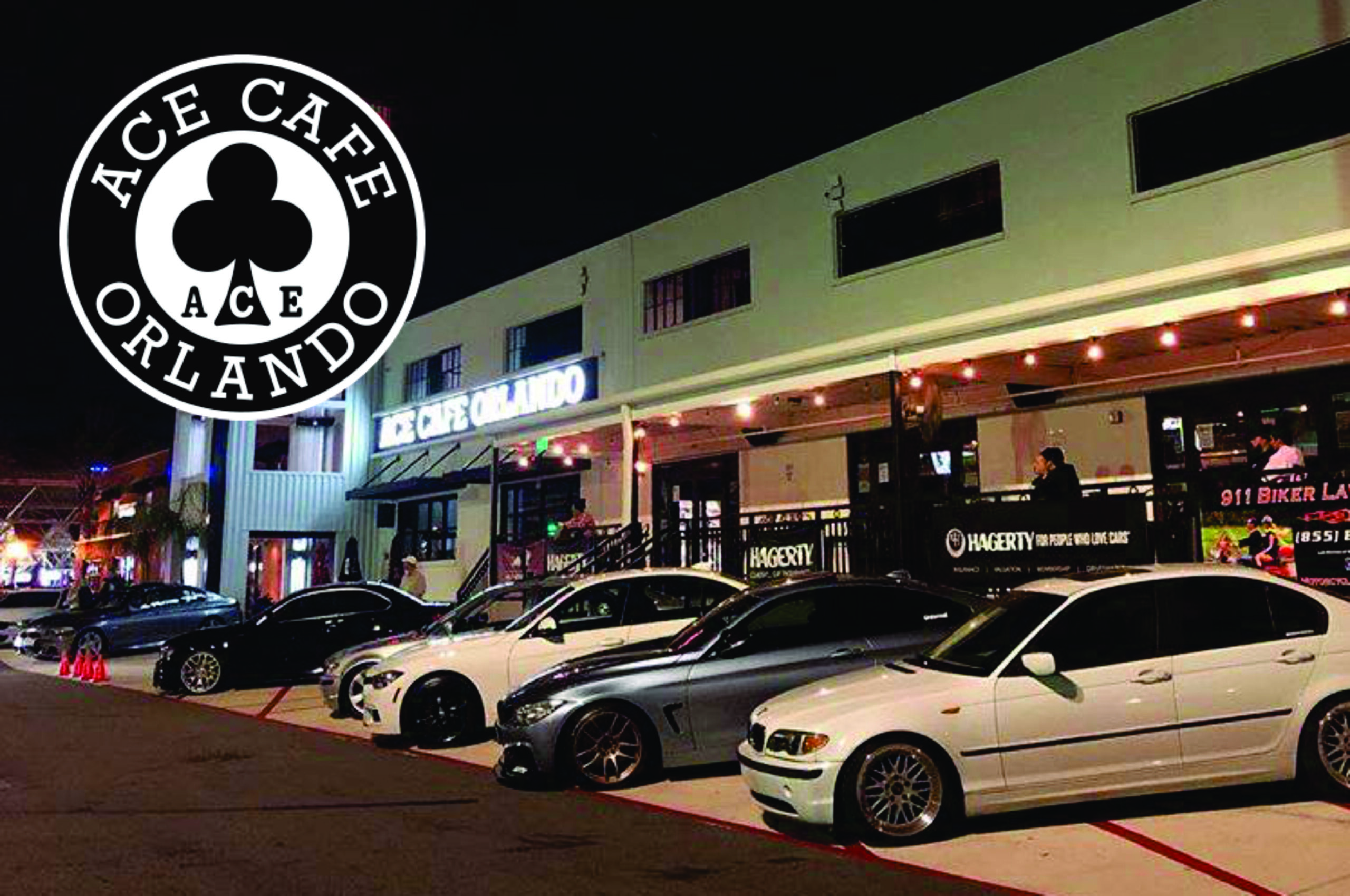 ACE Café BMW Night